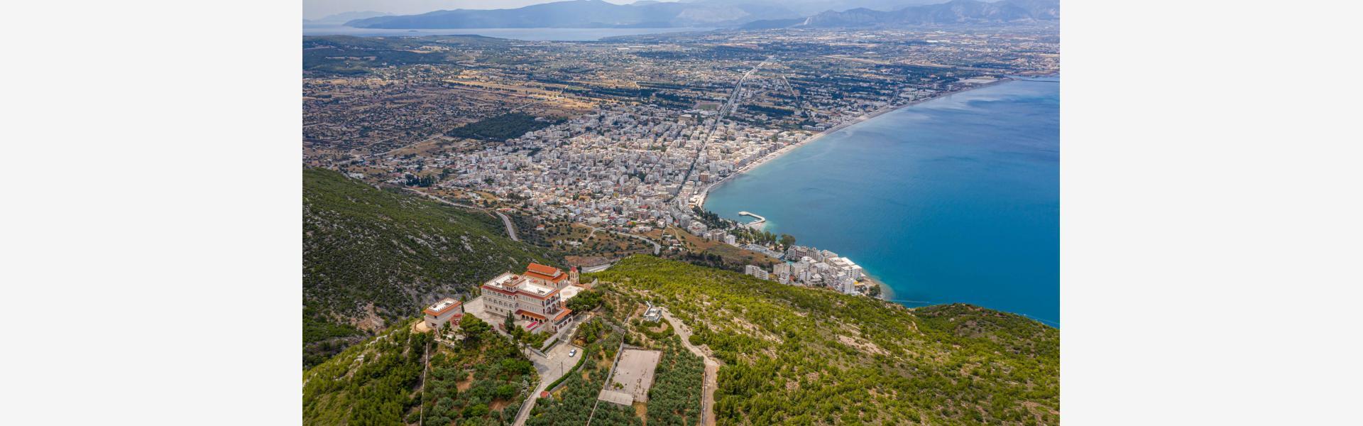 Profitis Ilias in Loutraki