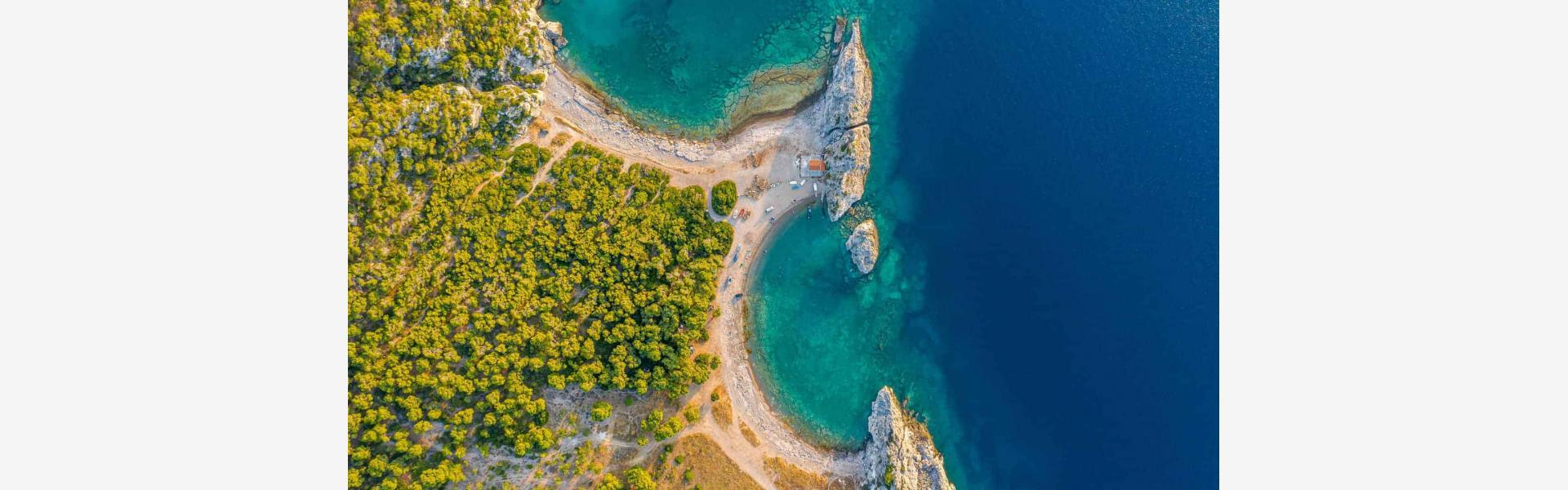 Η παραλία Μυλοκοπή