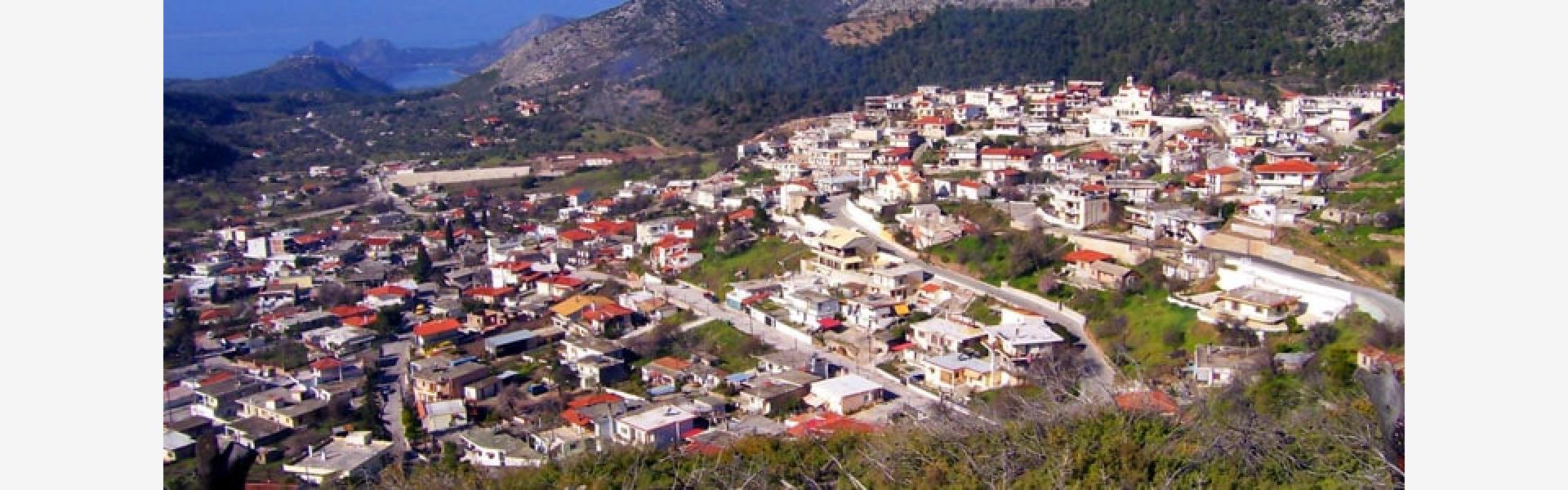Perachora Village