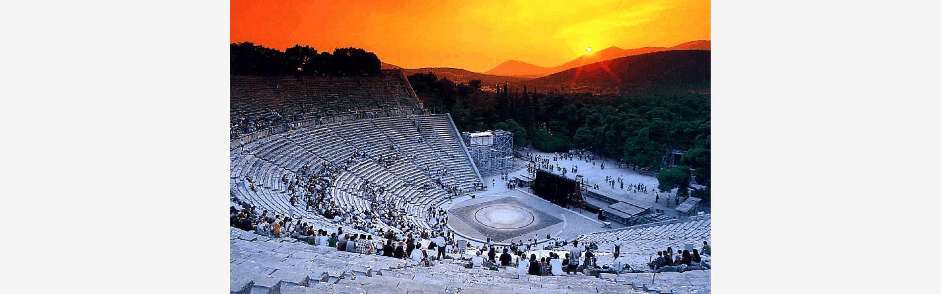 Epidavros Theatre - Trips Nearby Loutraki