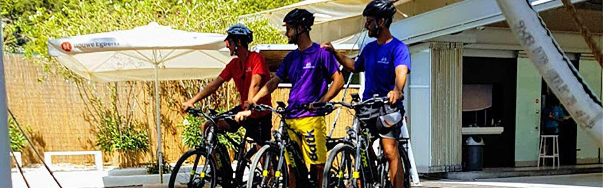 Bike Tours στο Λουτράκι