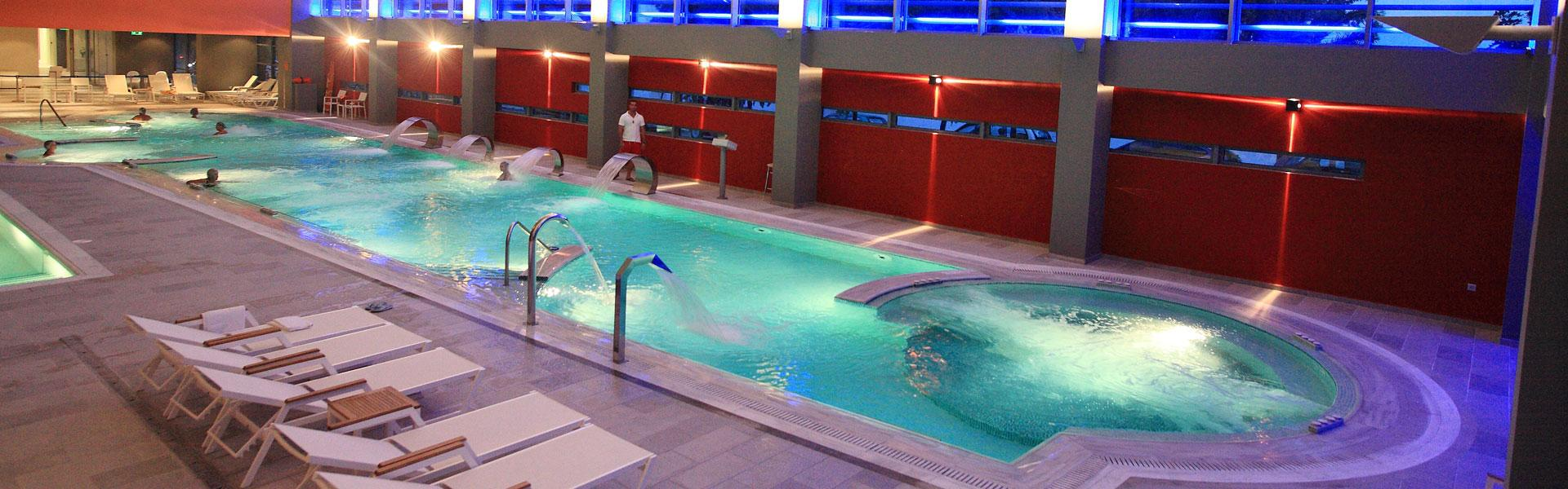 Thermal Spa in Loutraki