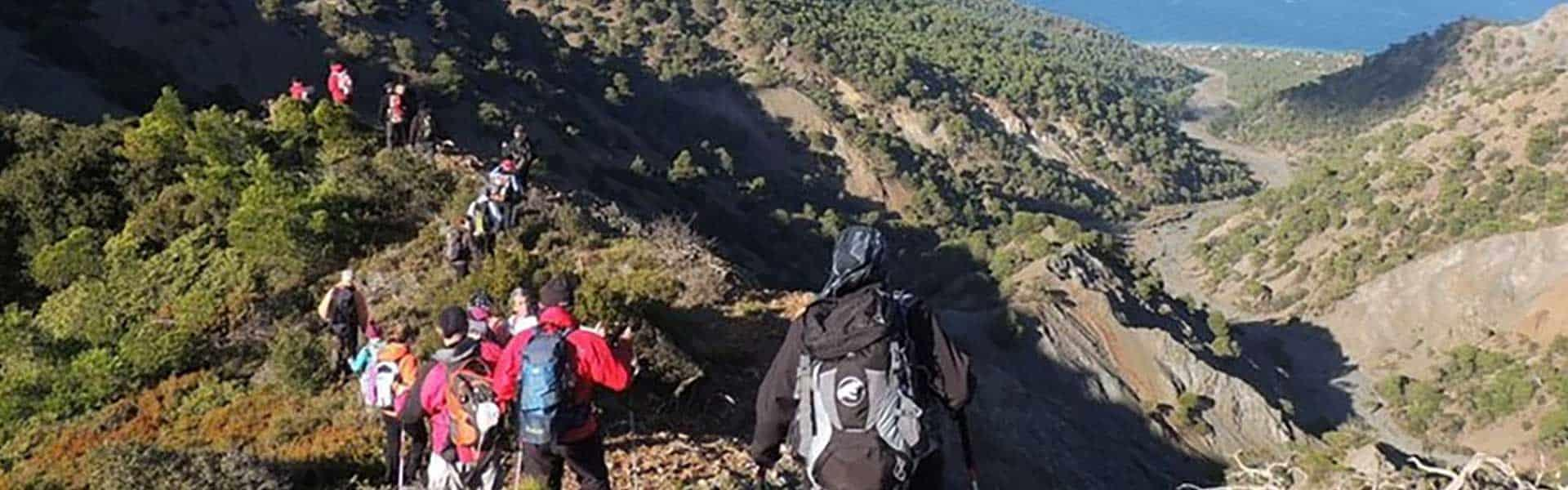 Hiking στο Λουτράκι