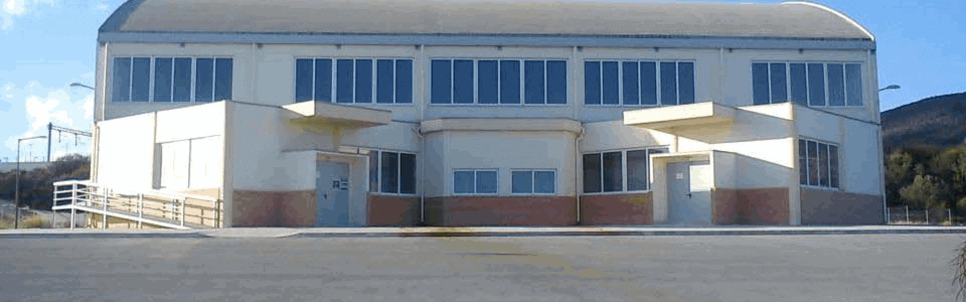 Κλειστό γυμναστήριο Αγίων Θεοδώρων
