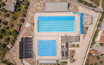 Δημοτικό κολυμβητήριο στο Λουτράκι