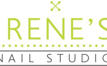 IRENE's NAIL STUDIO logo