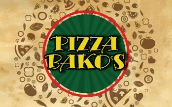 Pizza Bako's in Loutraki
