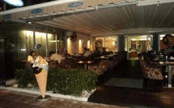 Dodoni icecream in Loutraki