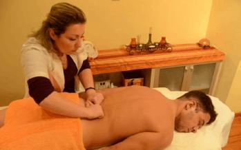 Thermal Spa Loutraki massage