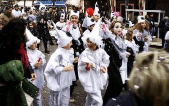 Καρναβάλι Αγίων Θεοδώρων - Λουτράκι