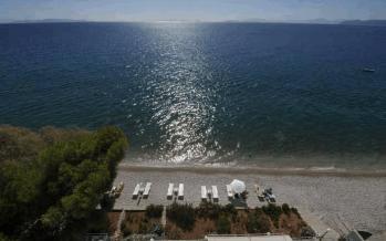 siagas beach hotel agioi theodoroi