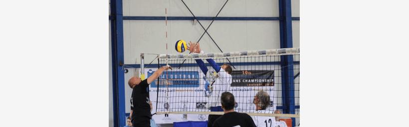 Volleyball match  Αγώνες Βόλεϊ