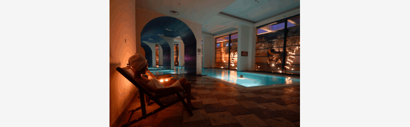 Oasis Aquaspa in Casino Loutraki